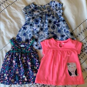Lot Of 3 Tops